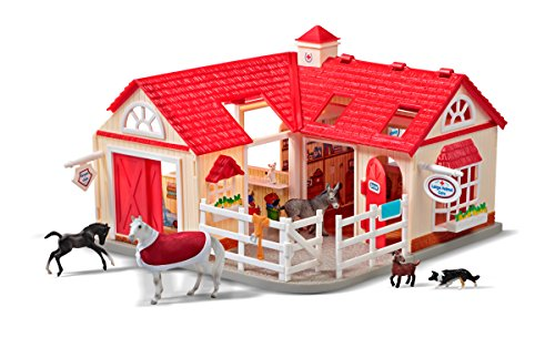 (Breyer Stablemates Deluxe Animal Hospital)