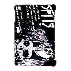 CTSLR Band The Misfits Hard Case Cover Skin for iPad Mini and iPad Mini 2 Retina Display-1 Pack- 4