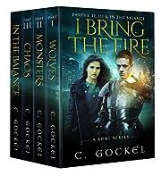 I Bring the Fire Parts I, II, III, & In the Balance (A Loki Series)