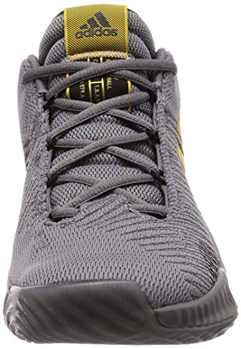 Low Mt gold Basketball Bounce grefou Pro Gris Homme Adidas Grethr grethr De Mt grefou 2018 Chaussures gold ZFtgn6qfw