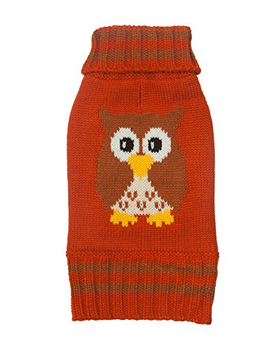 fabdog Owl Dog Sweater (22'') by fabdog