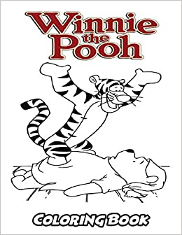 Amazon.com: Winnie the Pooh Coloring Book: Coloring Book for ...