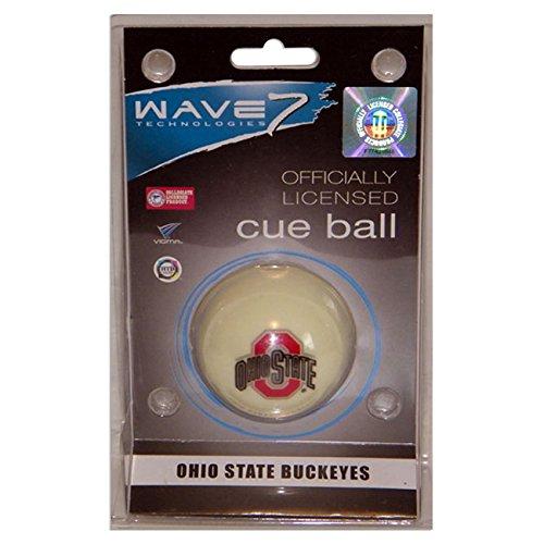 Wave 7 NCAA Cue Ball NCAA Team Ohio State