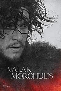 Game Of Thrones, Jon Maxi Poster