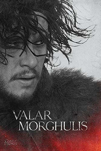 Amazon.com: Cartel – Game of Thrones – Jon – Maxi – 61 x 91 ...
