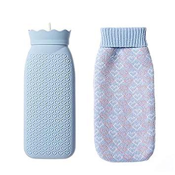 Amazon.com: Chengfeng - Bolsa de agua caliente de silicona ...
