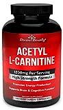 Best Naturals Acetyl L-carnitine 500 Mg 120 Capsules - Acetyl L-Carnitine Capsules 1200mg Per Serving - L Review