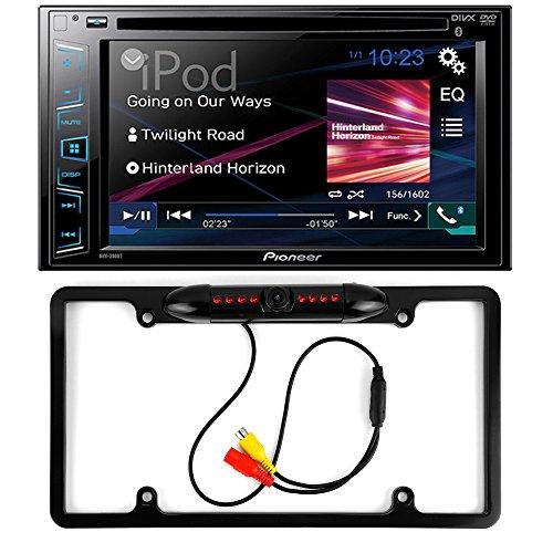 Pioneer AVH 280BT Bluetooth Touchscreen Cache
