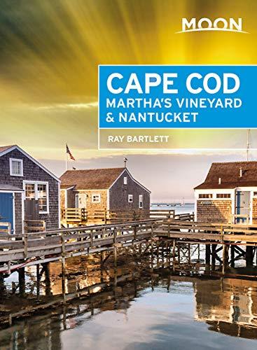 (Moon Cape Cod, Martha's Vineyard & Nantucket (Travel Guide))