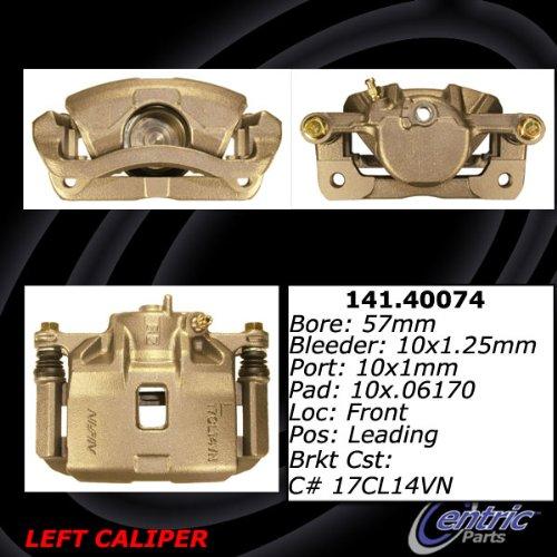 Centric Parts 141.40074 Semi Loaded Friction Caliper