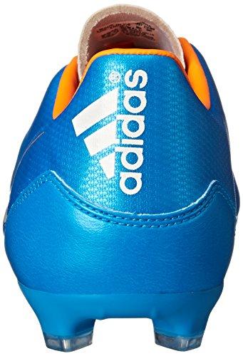 Pallone Da Calcio Adidas Performance Mens F30 Trx Tinta Unita Blu Solare