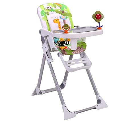 Amazon.com: DR - High Chair Booster Seat Child Dining Chair Baby ...