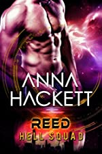 Reed: Scifi Alien Invasion Romance (Hell Squad Book 4)