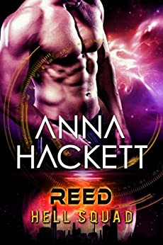 Reed: Scifi Alien Invasion Romance (Hell Squad Book 4) by [Hackett, Anna]
