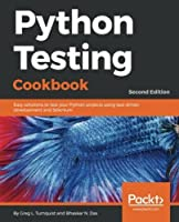 Python Testing Cookbook, 2nd Edition Front Cover