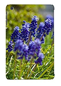 Hot Nhbogym560JgFNZ Grape Hyacinth Tpu Case Cover Series Compatible With Ipad Mini/mini 2 by lolosakes