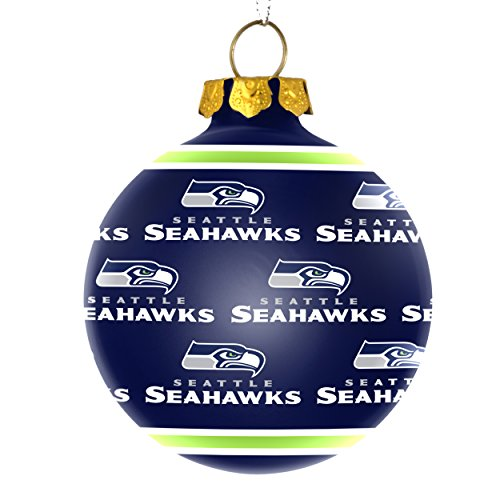 NFL Seattle Seahawks Ornament