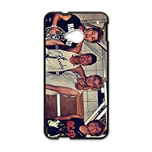 DAZHAHUI AC.DC. Ramones Cell Phone Case for HTC One M7