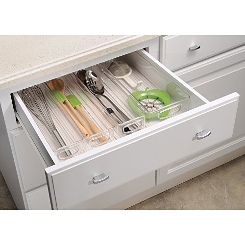 InterDesign Home Kitchen Organizer Bin For Pantry