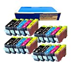 Inkjetcorner 20 NEW Ink Set w/ CHIP for PGI-220 CLI-221 CANON Pixma iP3600 iP4600 MP560 MP640