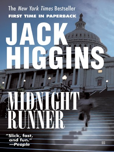 Midnight Runner (Sean Dillon)