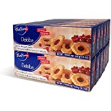 Bahlsen Deloba Cookies with Red Currant Filling, 3.5 Ounce (Pack of 12)
