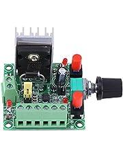 PWN Controller Signal Generator 15-160V / 5-12V Stepper Motor Controller Adjustable Frequency Speed Regulator Board for Controlling Motor