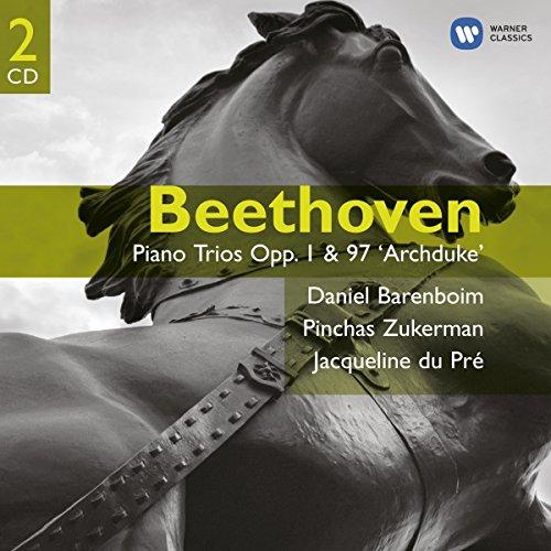 Price comparison product image Beethoven: Piano Trios Op. 1 & 97 'Archduke', 14 Variations, Allegrettos - Daniel Barenboim, Jacqueline du Pre, Pinchas Zukerman