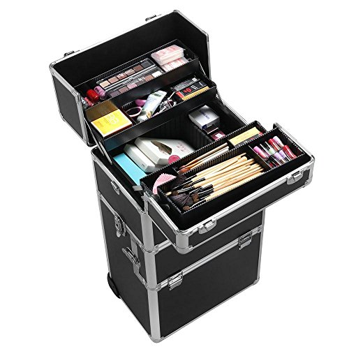 Professional Makeup Train Cases - 4