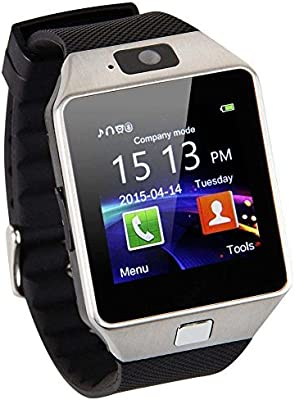 EMEBAY - Reloj inteligente Bluetooth/reloj inteligente Bluetooth ...