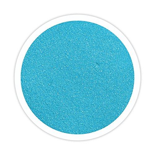 Sandsational Malibu Unity Sand~1.5 lbs (22 oz), Blue Colored Sand for Weddings, Vase Filler, Home Décor, Craft Sand