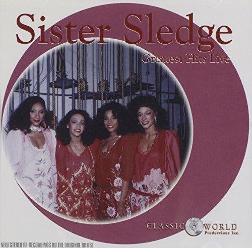 Sister Sledge - Sister Sledge Greatest Hits - Zortam Music