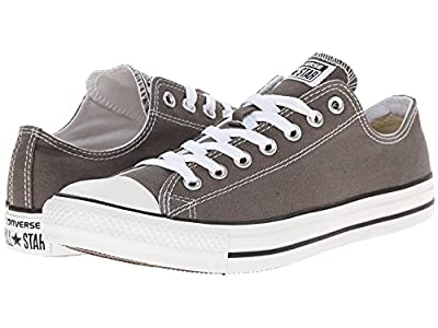 Converse Chuck Taylor All Star OX CHARCOAL(Size: 6 US Men's)