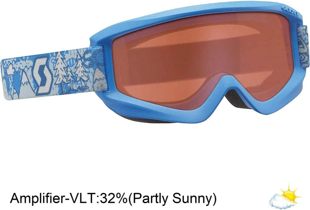 Scott Jr Agent Snow Goggle