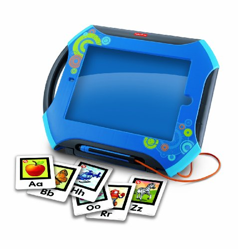 Mattel Fisher-Price BHY79 - Learn und Create Apptivity Case für iPad