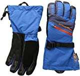 Outdoor Research Men's Southback Sensor Gloves, Cobalt/Naval Blue/Burnt Orange, X-Large