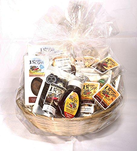 Mahalo Gift Basket (Hawaiian Gift Basket)