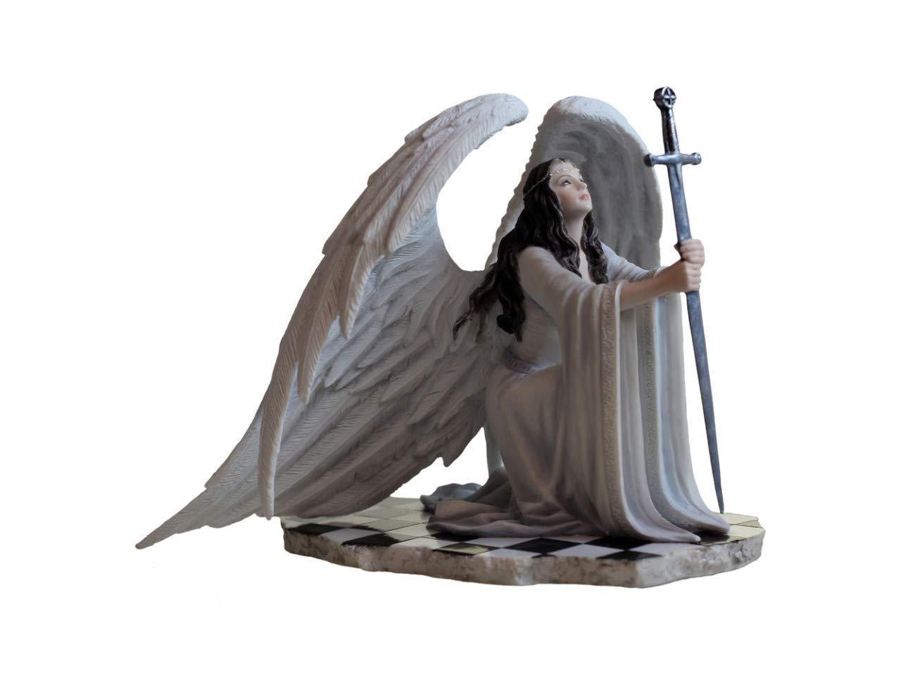Der Segen Gothic Engel Angel Art Figur by Anne Stokes