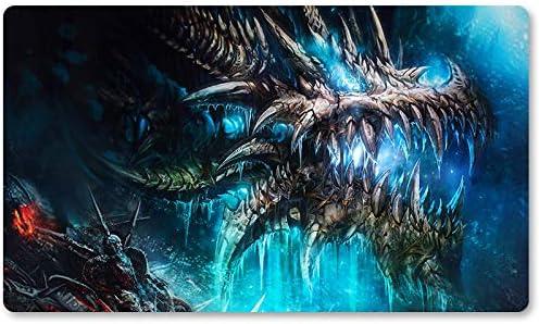 Warcraft5 – Juego de mesa de Warcraft tapete de mesa Wow juegos teclado Pad Tamaño 60 x 35 cm World of Warcraft Mousepad para Yugioh Pokemon MTG o TCG: Amazon.es: Oficina y papelería
