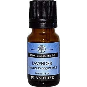 Plantlife Lavender 100% Pure Essential Oil - Bulgarian - 10 ml