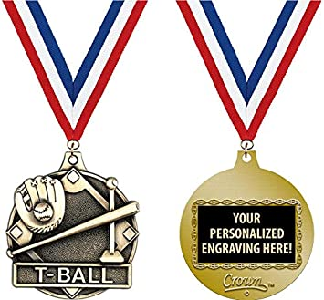 T-Ball Medals, 2