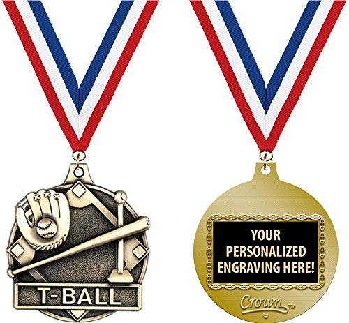 T-Ball Medals, 2