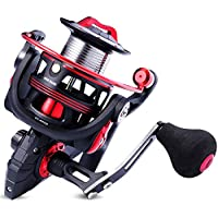 One Bass Fishing reels Light Weight Saltwater Spinning...