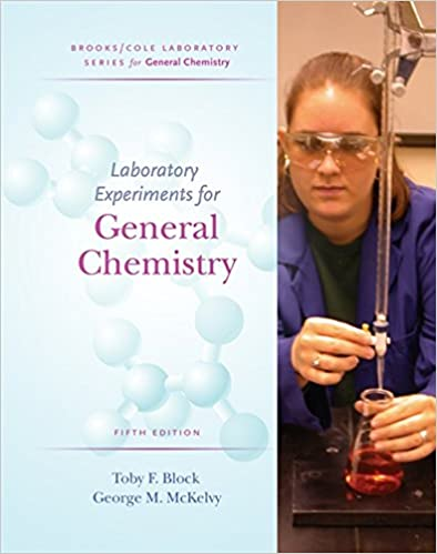Amazon com: Lab Experiments for General Chemistry