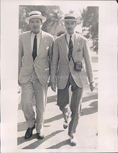 (1938 Gurnee Munn Charles Hialeah Park Race Track Miami FL Photo)