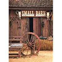 Daniu Barn Background For Baby Photo Studio Props Photography Backdrops Vinyl 5x7FT 150cm X 210cm Daniu-JP044