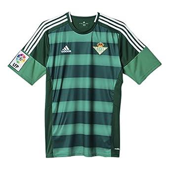 nueva llegada Venta caliente 2019 gran ajuste 2ª Equipación Real Betis Balompié 2015/2016 - Camiseta ...
