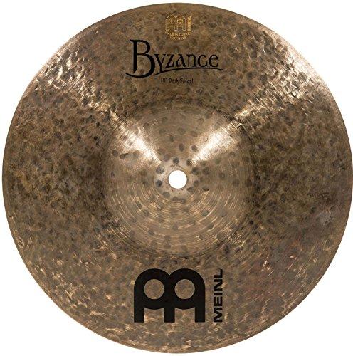 - Meinl Cymbals B10DAS Byzance 10-Inch Dark Splash (VIDEO)