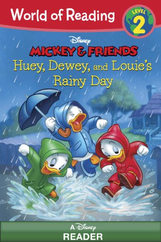 World of Reading Mickey & Friends:  Huey, Dewey, and Louie