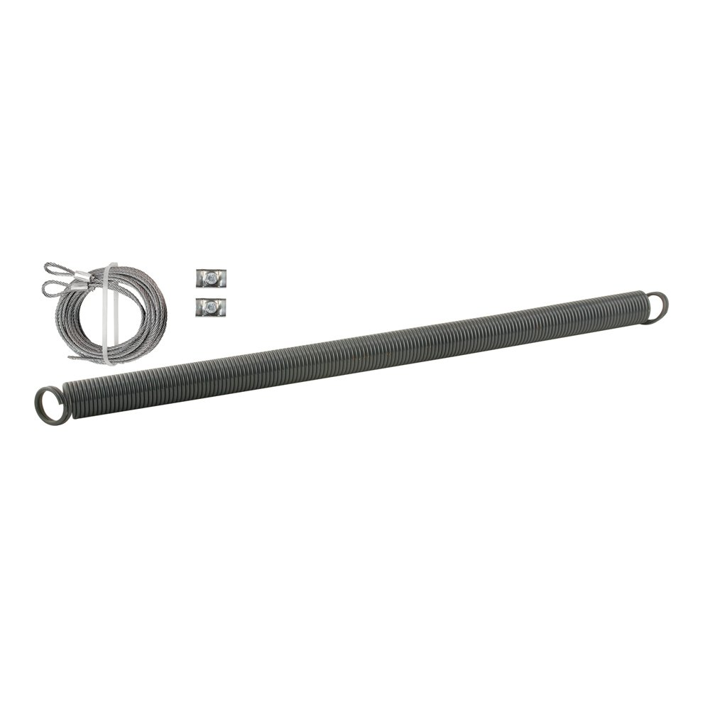 Prime-Line Products GD 12270 Garage Door Spring for''One Piece'' Taylor Doors, 16-Inch, With Cable, Black Color Code